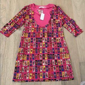 Tracy Negoshian Slip On Dress NWT